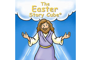 The Easter Story Cube